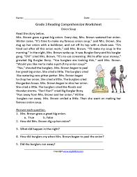 halloween worksheets and printouts tearing third grade reading