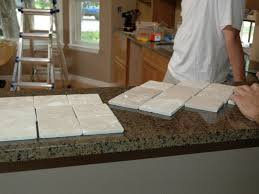 installing backsplash in kitchen kitchen how to install a solid glass backsplash tos diy is
