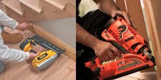 Best Flooring Nailer The 5 Best Cordless Nail Guns Dengarden