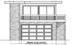 contemporary garage studio 85022ms architectural designs