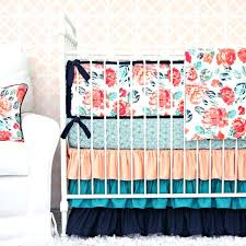 Blue And Coral Bedding Blue Coral Quilts Coral Colored Bedding Sets Color Inspiration