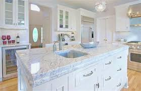 countertop for kitchen island kitchen island with quartz countertops that look like carrara marble