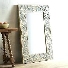bathroom mirrors pier one pier one mirrors bathroom mirrors pier one info throughout remodel