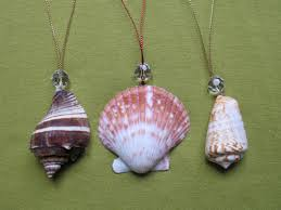 sea shell ornament craft snob