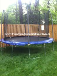 Trampoline Hanging Bed by Trampoline Assembly And Installation Service In Dc Md Va Same Day
