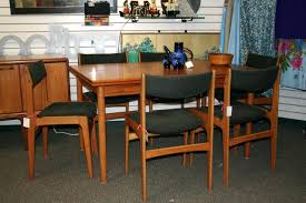 teak dining room chairs table and uk set for sale gunfodder com