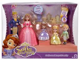 Amazon Com Disney Sofia The First Royal Family Giftset Toys U0026 Games