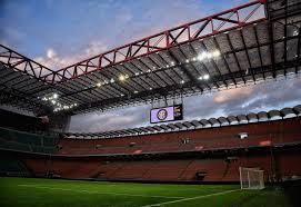 stadio san siro ingresso 8 inter giuseppe meazza serie a tim fanplace