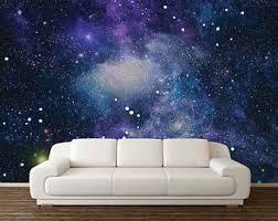 galaxy wall mural wall decal planet wall mural space wallpaper of galaxy