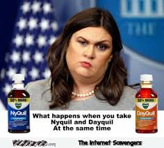 Nyquil Meme - when you take nyquil and dayquil at the same time funny meme pmslweb