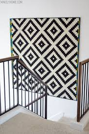 Ikea Kilim Rug The Great Wall Of Ikea Small Rooms Scale And Walls