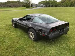 1984 chevrolet corvette for sale 1984 chevrolet corvette for sale classiccars com cc 997166