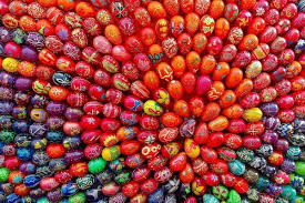 easter egg colors around the world sensational color