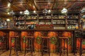 3d bars wallpapers old western home bars chairs ceiling hdr design wooden bar
