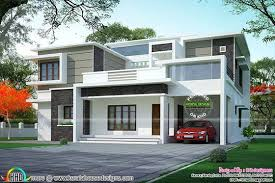 types of home designs box type flat roof home arch kerala home design bloglovin