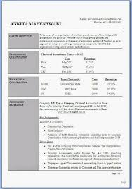 Best Resume Format For Experienced Professionals by Best Resume Style Beautiful Curriculum Vitae Cv Format With