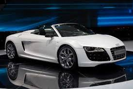 audi sports car sport cars information sport car from audi r8 spider 2011