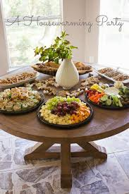 Easy Dinner Party Ideas For 12 Housewarming Party Food 2557