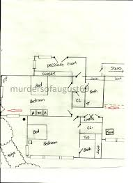 10050 cielo drive floor plan cielo map the murders of august 69