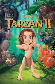 tarzan ii disney wiki fandom powered wikia