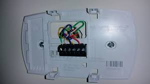 2wire programmable thermostat wiring diagram honeywell 2 wire