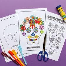 sugar skull gallery craftgawker