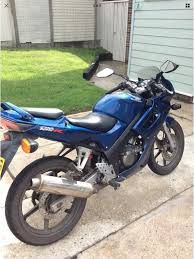 honda cbr 125cc honda cbr 125cc in tiptree essex gumtree