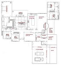 5 room house plan pdf bedroom modern plans south africa 5bdrms3b