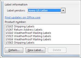 printing address labels on excel mail merge label printing aid122759 v4 728px mail merge address