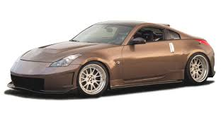 nissan 350z body kits kbd bodykits n3 r 4 pc urethane full body kit for 350z nissan 03 08