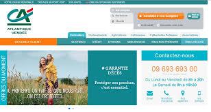 cr it agricole atlantique vend si e ca atlantique vendee fr mes comptes caav banque en ligne