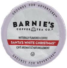 barnie s coffee santa s white whole bean