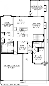open style ranch house plans home designing plan beds baths sqft