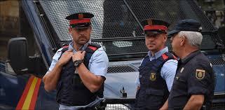 20 minuten katalanische polizei gerät zwischen die fronten news