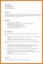 Warehouse Packer Resume 100 Packing Resume Sample Dissertation Hypothesis Writers