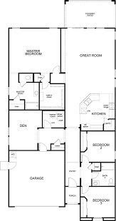 plan 2130 modeled u2013 new home floor plan in sin lomas by kb home