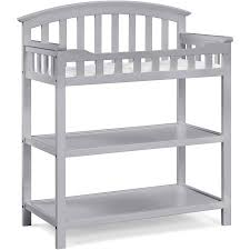 Walmart Changing Tables Graco Changing Table Pebble Gray Walmart