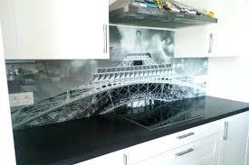 credence en verre tremp pour cuisine credence en verre tremp pour cuisine beautiful bb credence verre