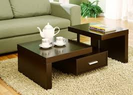 low round coffee table living room small dark wood coffee table low side table furniture
