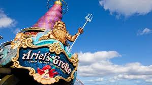 Disney U0027s Halloween Festival In Paris Disney Parks Blog by Ariel U0027s Grotto Menu Disneyland Resort