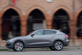 maserati kubang black 2017 maserati levante first drive review