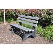 tables in central park benches picnic tables benches plastic recycled plastic