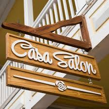 custom carved business sign personalized wood carved sign