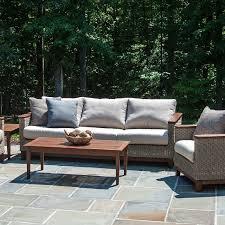 Jensen Outdoor Furniture Jensen Leisure Furniture Coral Sofa With C Grade Cushion Kolo