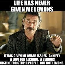 Al Meme - favorite quote from deadwood classic al swearengen lol