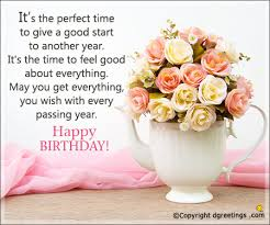 it s the time birthday quotes