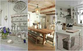 kitchen design in the style of provence french and rustic charm