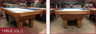 new pool tables for sale used pool tables c p dean richmond virginia