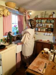 cook in 1940 s kitchen nen gallery 1920 x 2560