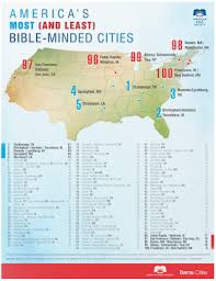 Map Of Colorado Cities And Towns by How 100 Cities U0027rank And Tank U0027 At Embracing The Bible Colorado